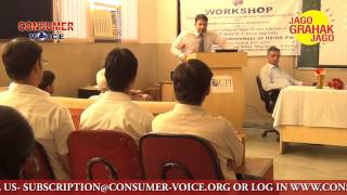 Investor Awareness Workshop in Chanderprabhu Jain Institute of Management By Consumer VOICE