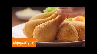 Quảng cáo Aji-mayo mới nhất 2017   Quảng cáo Ajinomoto mới cho bé ăn ngon hơn nhanh hơn !