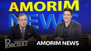 Fábio Porchat sofre com tragédias no Amorim News