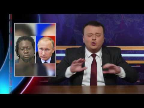 Китай сливает Обаму. В США арестовали чёрного Путина..