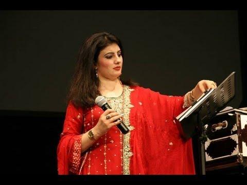 Nazia Iqbal In Kopenhagen Live Concert - August 2013 video