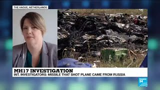 """MH17: """"investigators still can not inspect the site"""""""