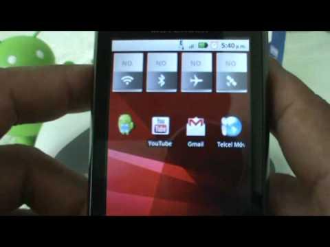 Conectarse al 2G en Android