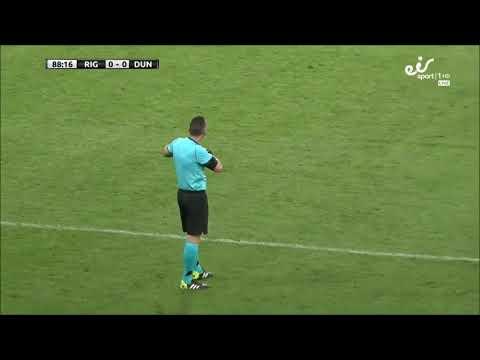 📽️ HIGHLIGHTS | Riga FC 0-0 Dundalk FC (Dundalk win on penalties)