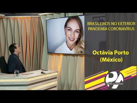 Brasileiros no exterior: pandemia do coronavírus (México)