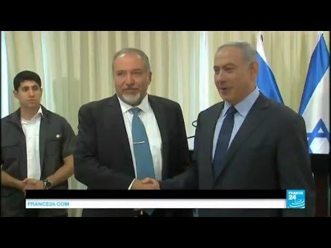 Israël : le retour triomphal de l'ultra-nationaliste Avigdor Lieberman au gouvernement
