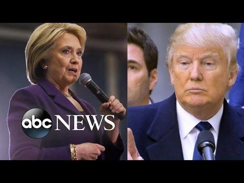 Hillary Clinton Calls Donald Trump a 'Loose Cannon'