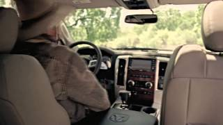 Ram Trucks Guts  Glory Interior Ranch