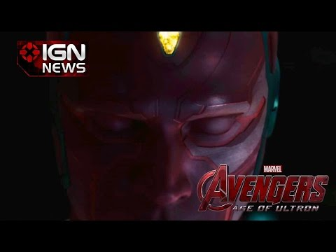 New Avengers Trailer Gives us First Look at The Vision - IGN News