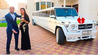MY MUMS DREAM CAR SURPRISE !!!