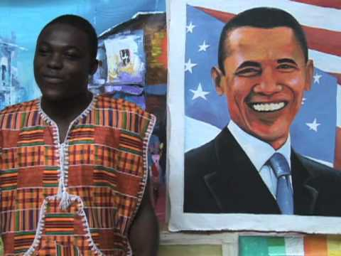 Ghana Hopes Obama Brings Tourism Boom