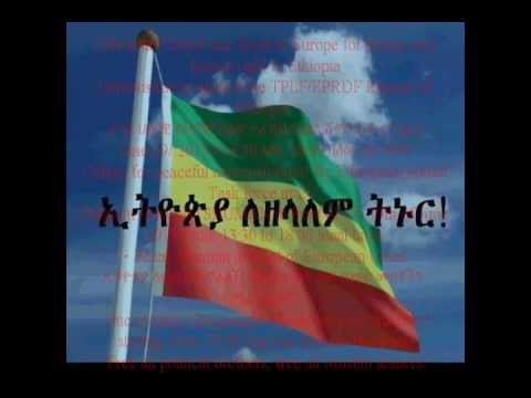 Ethiopian United task force in Europe for justice and human right in Ethiopia