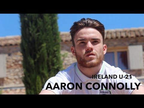 #IRLU21 INTERVIEW | Aaron Connolly aims for more at Toulon Tournament