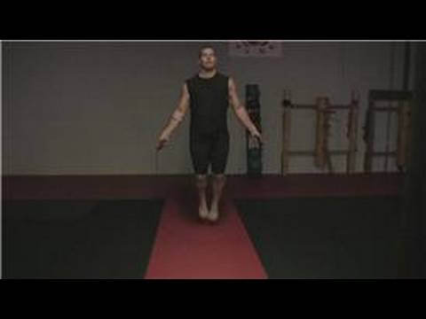 Exercising Tips : How to Jump Rope Like a Boxer Image 1