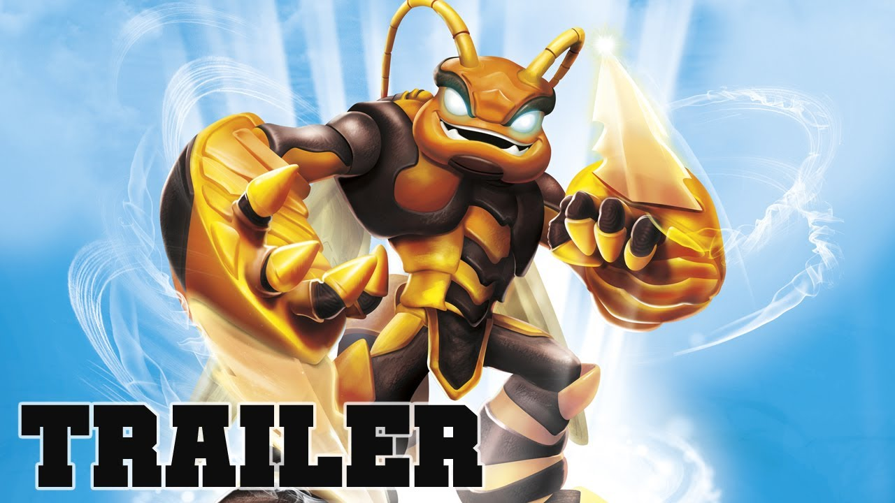 Skylanders Giants Swarm Official Trailer Youtube