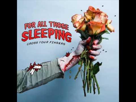 For All Those Sleeping - Favorite Liar (Lyrics)