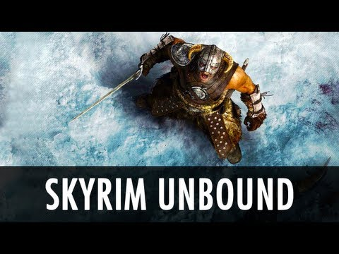Skyrim Mod: Skyrim Unbound - Alternate Start
