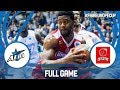 Alba Fehervar (HUN) v Juventus Utena (LTU) - Full Game - Round of 16 - FIBA Europe Cup 2017-18 MP3