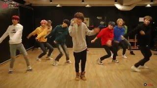 [Dance Practice] UP10TION(업텐션)_여기여기 붙어라(Catch me!) Hoodie ver.