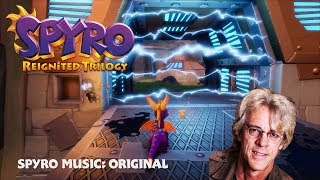 Spyro Reignited Trilogy | Stewart Copeland Returns! Switch Between Old & New Music! Hurricos Footage