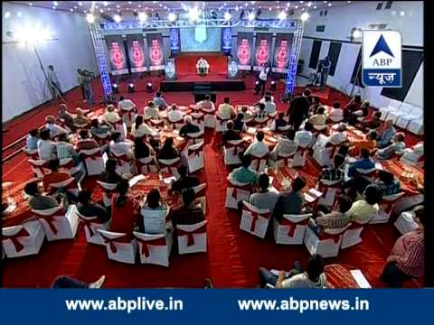 Watch Full: GhoshanaPatra with former BJP President Nitin Gadkari