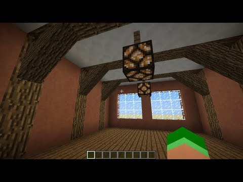 Diagonal Blocks in Minecraft?!
