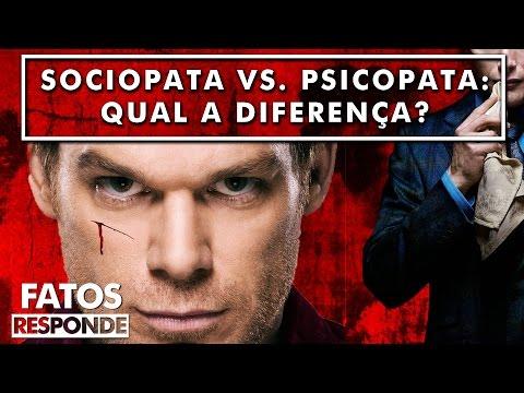 Sociopata VS. Psicopata: qual a diferença? - FATOS RESPONDE
