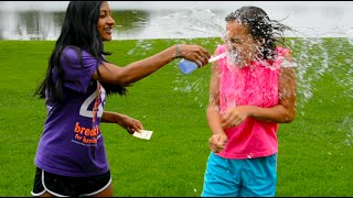 The Friendship Ice Water Challenge
