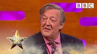 Stephen Fry's hilarious Tesla prank  😂  | The Graham Norton Show - BBC