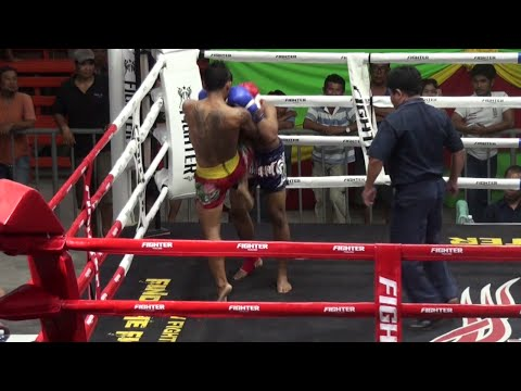 Talayhod TigerMuayThai vs Payaklek Sor Somboon @ Rawai Boxing Stadium 9/1/16
