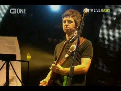 Oasis - Cigarettes & Alcohol (Live @ Wembley, 2008)