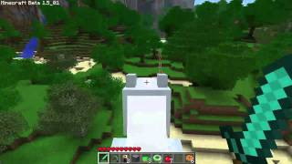 Lets Play Minecraft Ep. 051 - Taking Back the Sky