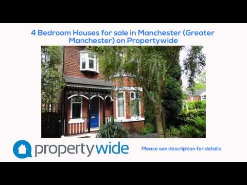 4 Bedroom Houses for sale in Manchester (Greater Manchester) on Propertywide