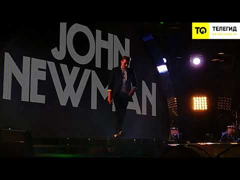 John Newman - Give me your Love. Live in Kiev