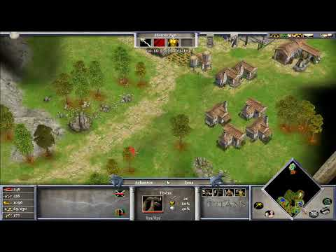 Age of Mythology The Titans - Deel 8 - De mythologie begint