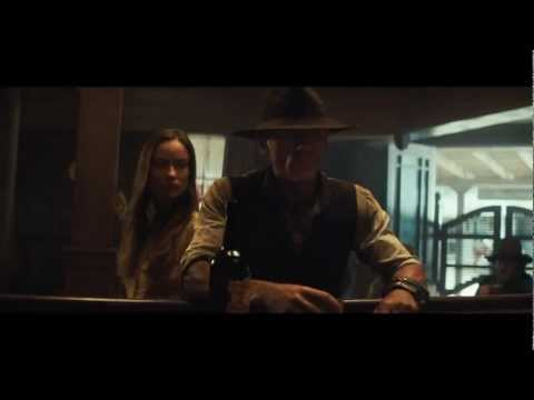 Cowboys & Aliens - Trailer Italiano Ufficiale video
