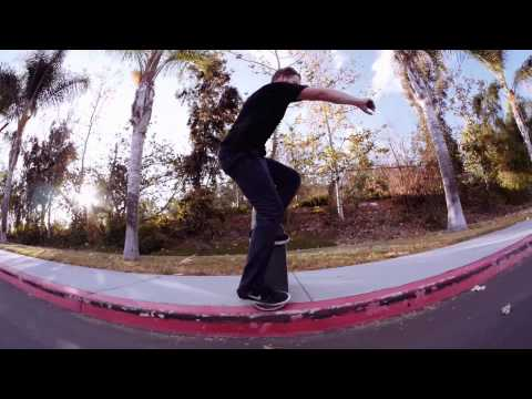 Kyle Leeper Does The World's Longest Nosebluntslide
