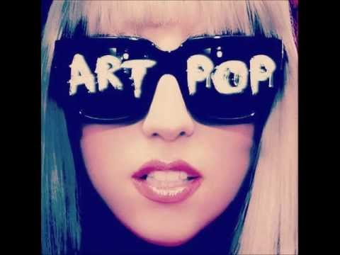 Lady Gaga - Kickdrum [ART POP Album] Music Videos