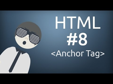 HTML For Beginner : How to Use Anchor Tag