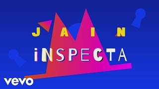 Jain - Inspecta (Lyrics Video)