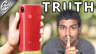 What Xiaomi Don't Want You to Know - Redmi Note 7 Indian Retail Unit