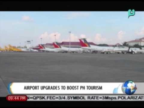 NewsLife: Airport upgrades to boost PH tourism || July 2, 2014
