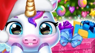 Play Fun Baby Pony Care Kids Game - My Baby Unicorn - Fun Babysitter Care, Makeover Games For Kids