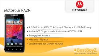 Review: Motorola RAZR | BestBoyZ