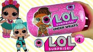 LOL Surprise Under Wraps Eye Spy • Kapsuła Wave 2 • Otwieram LOL