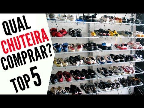 Qual Chuteira Comprar ? TOP 5 - BRFUTSAL 2017