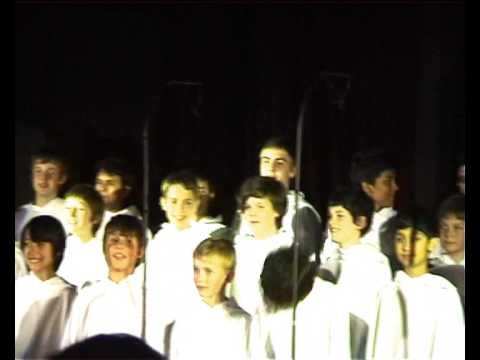 Libera  St Marys Cathedral  Edinburgh  (Post Concert)
