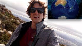 Hobart, Tasmania..Mt. Wellington Summit VLOG by Conrad Abbott