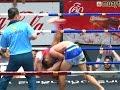 Muay Thai- Rit vs Samingdet (ฤทธิ์ vs สมิงเดช), Rajadamnern Stadium, Bangkok, 1.8.16
