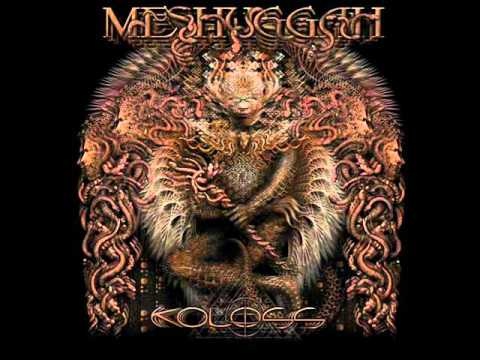 Meshuggah - The Hurt That Finds You First